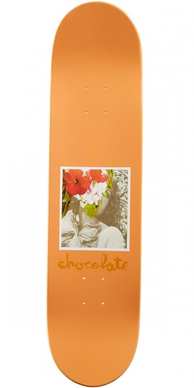 Chocolate Hsu Dru Collage Skateboard Deck - 8.00""