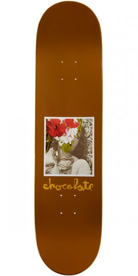 Chocolate Perez Dru Collage Skateboard Deck - 8.25""