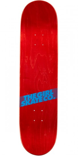 """Girl Kennedy Couch Potatoes Skateboard Complete - 8.25"""""""