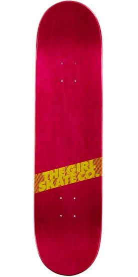 Girl Malto Couch Potatoes Skateboard Complete - 8.125""