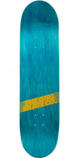 Girl Carroll Couch Potatoes Skateboard Complete - 8.375""