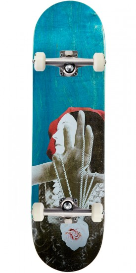 Chocolate Tershy Dru Collage Skateboard Complete - 8.375""
