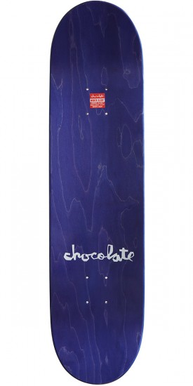 Chocolate Roberts Buns Skateboard Complete - 8.125""