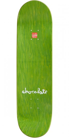 Chocolate Tershy Slugger Skateboard Complete - 8.50""