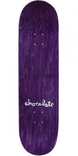 Chocolate Berle Original Chunk Skateboard Deck - 8.50""