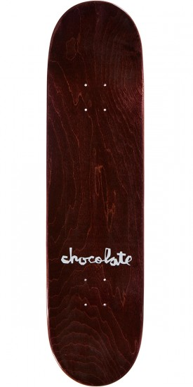 Chocolate Perez Original Chunk Skateboard Deck - 8.25""