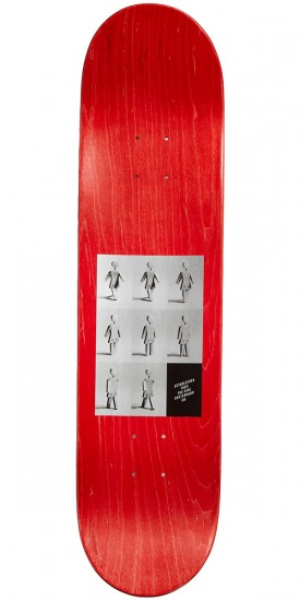 Girl Biebel Contemporary OG Skateboard Complete - 8.00""