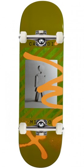 Girl Mike Mo Contemporary OG Skateboard Complete - 8.25""