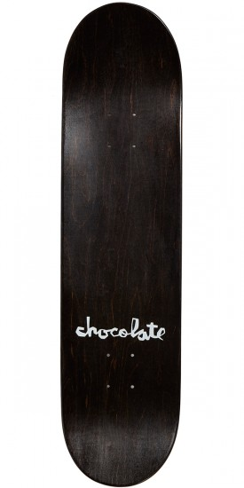 """Chocolate Anderson Floral Chunk Skateboard Deck - 8.125"""""""