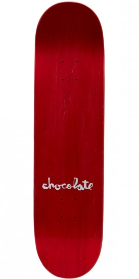 Chocolate Everyday People Brenes Skateboard Complete - 8.25""
