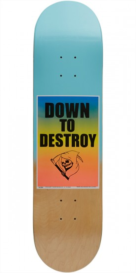 """Chocolate Signs of the Times Berle Skateboard Deck - 8.00"""""""
