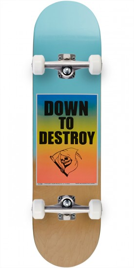Chocolate Signs of the Times Berle Skateboard Complete - 8.00""