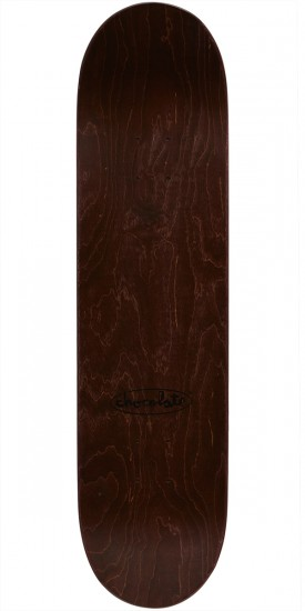Chocolate Signs of the Times Anderson Skateboard Deck - 8.125""