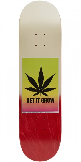 """Chocolate Signs of the Times Perez Skateboard Deck - 8.125"""""""