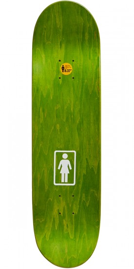 Girl Carroll Candyflip One Off Skateboard Complete - 8.375