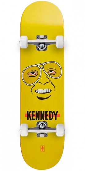 Girl Kennedy King Coryman Skateboard Complete - 8.125