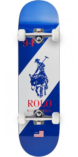 Chocolate Brenes Rolo Skateboard Complete - 8.25