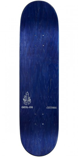 Girl Brophy Geol OG Skateboard Deck - 8.25""