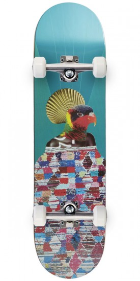 Chocolate Goddess Skateboard Complete - Brenes - 8.125""
