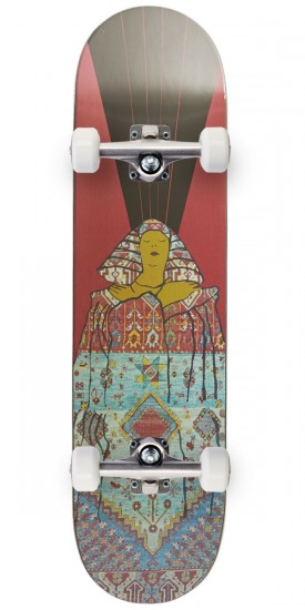 Chocolate Goddess Skateboard Complete - Hsu - 8.00""