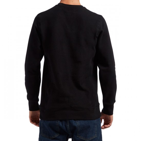 The Hundreds Tradition Crewneck Fall 2016 Sweatshirt - Black