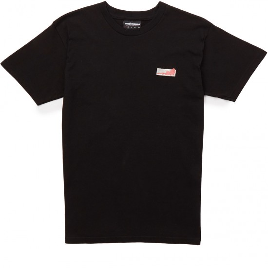 The Hundreds Billboard T-Shirt - Black