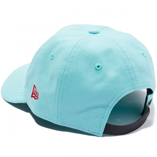 The Hundreds Signature New Era 2920 Hat - Pale Turquoise