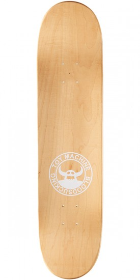 """Toy Machine Turtle Face Skateboard Complete - 7.75"""""""