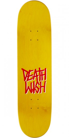 Deathwish The Immortal Skateboard Complete - 8.25
