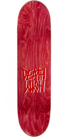 Deathwish Greco 360 Ollie Skateboard Complete - Tan - 8.475
