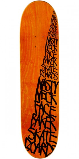 Baker Reynolds Coffee Squad Skateboard Deck - 8.475
