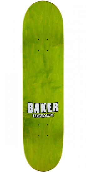 Baker Cyril Hot Weetos Skateboard Complete - 8.0