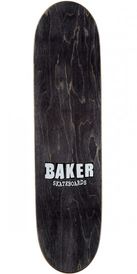 Baker Riley Hawk Tribute Skateboard Complete - Purple - 8.25