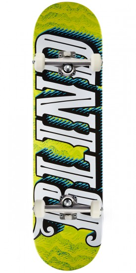 """Blind Line Up HYB Skateboard Complete - Green/Yellow - 8.0"""""""