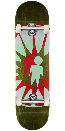Alien Workshop Starburst Skateboard Complete - 8.25""