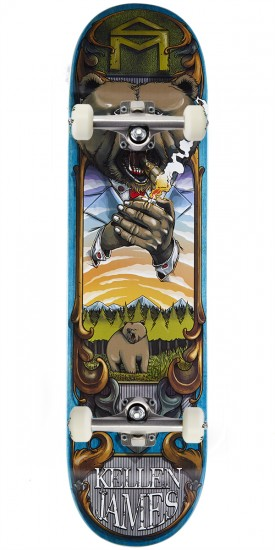 Sk8Mafia Animaf James Skateboard Complete - 8.06""