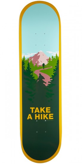 Skate Mental Take A Hike Skateboard Deck - 8.00""