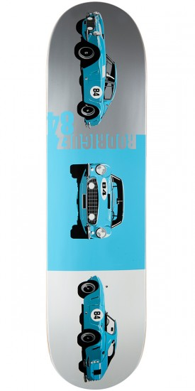 Primitive Rodriguez Rally Skateboard Deck - 8.00""