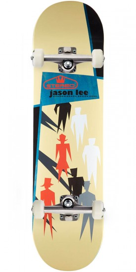 Stereo Lee Shadowgraph Skateboard Complete - 8.25""