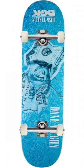DGK Risk Takers Vaughn Skateboard Complete - 8.06""