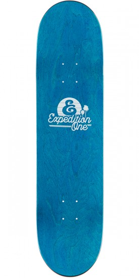 Expedition Coastal Gallant Skateboard Deck - 8.10""