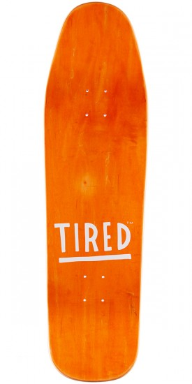 Tired Dog Faces On Wanderer Skateboard Complete - 9.25""