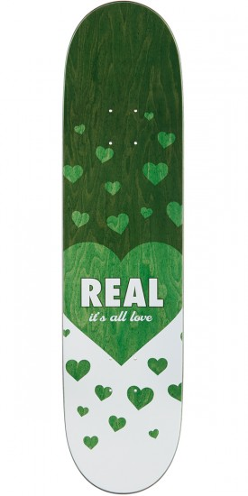 """Real Donnelly Favorite Skateboard Deck - 7.90"""" - Brown Stain"""