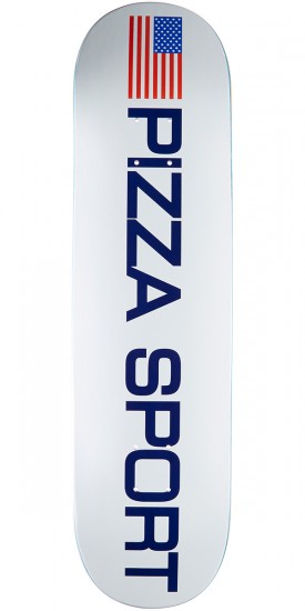 Pizza Sport Skateboard Deck - 8.00""
