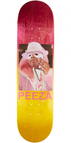 Pizza Killa Kels Skateboard Deck - 8.25""