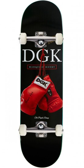 """DGK People's Champ Quise Skateboard Complete - 8.00"""""""