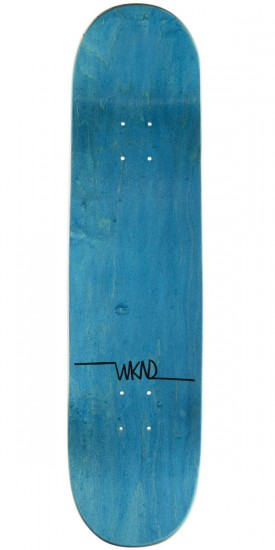 WKND Share The Streets Skateboard Deck 8.125""