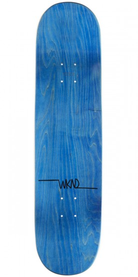 WKND TV Grid Skateboard Deck - 8.25""