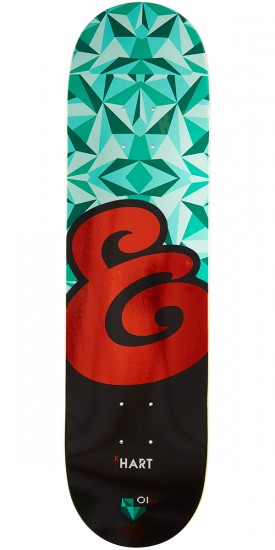 Expedition Prism Hart Skateboard Deck - 8.10""