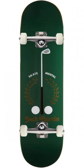 Skate Mental Curtin Country Club Skateboard Complete - 8.125""